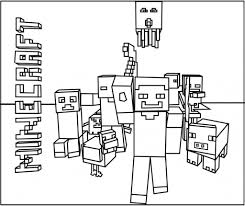 the incredible along with lovely printable minecraft coloring