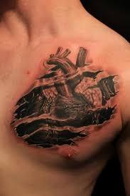 35 amazing ripped skin tattoo design and ideas tattoos era
