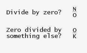 Divide By Zero Meme - resourceaholic dividing by zero