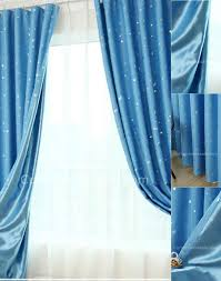 Blackout Curtains Eclipse Decorating Blue Blackout Curtains Target With Cool Pattern For