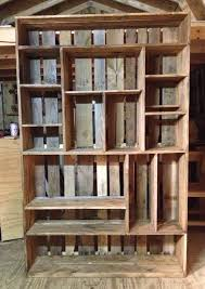 Building Wood Bookcase by Best 25 Pallet Entertainment Centers Ideas On Pinterest