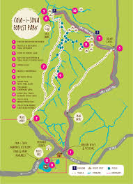 Forest Park Map About The Resort
