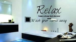 wall decorating ideas for bathrooms wall decor magicfmalgarve com
