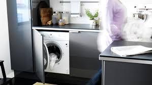 lave linge dans cuisine caser le lave linge dans la cuisine