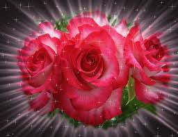 imagenes bonitas que brillen gifs animados de rosas gifs animados
