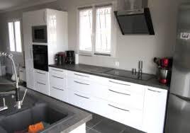cuisine blanche et bois 50 cuisine blanche et bois idees