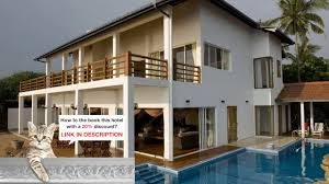 land u0027s end villa unawatuna sri lanka reviews youtube