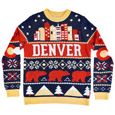 uber ran out of the free denver sweater but you can