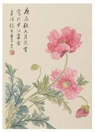 Japanese Flower Artwork - 472 best flowers images on pinterest botany flowers and drawings
