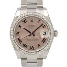Stainless Steel Questions Faqs About Stainless Steel Shine It Datejust 178240 Ladies Midsize 31mm Diamond Bezel Pink Roman