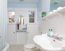 Pictures Of Small Bathrooms With Tub And Shower - 27 cool blue master bathroom designs and ideas pictures
