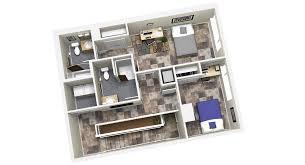 2 bedroom 2 bathroom townhome