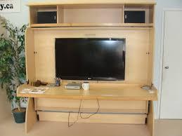Bedroom Furniture With Hidden Tv Hide Away Desk Bed Best Home Furniture Decoration