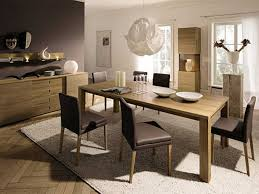 Informal Dining Room Modern Home Interior Design Dining Room A Set Black Wooden