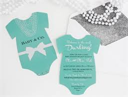 baby co baby shower baby and co bows pearls aqua baby shower invitation digital