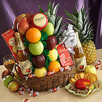 bereavement baskets gourmet arrangements of sympathy gifts ruma s gourmet fruit