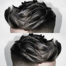 how to put highlights in gray hair best 25 men hair color ideas on pinterest hair color for men