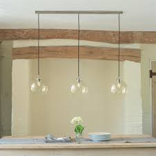 Track Light Pendant by Holborn Triple Pendant Track Light Spherical Glass Classic