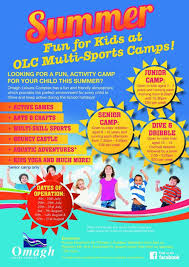 summer fun for kids at omagh summer camps u2013 tyrone life