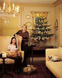 Decorate Christmas Tree Martha Stewart by Decorative Christmas Tree Ideas Home Designing