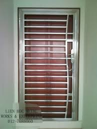 window grille johor bahru jb malaysia supply suppliers steel door