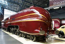streamliner wikipedia