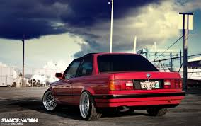 bmw e30 stanced built not bought stancenation form u003e function