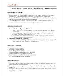 Velvetjobs Resume Builder by Closing Agent Sample Resume