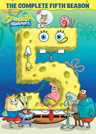 amazon com spongebob squarepants complete fifth season