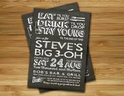30th birthday party invitations free choice image invitation