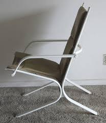 Vintage Brown Jordan Outdoor Furniture by Vintage Brown Jordan Elan Collection Four Patio Chairs 1980s For