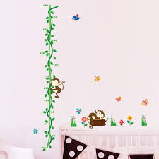 Nursery Stickers Popular Nursery Growth Chart Buy Cheap Nursery Growth Chart Lots