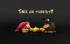 halloween cartoon wallpaper images of kids halloween wallpaper sc