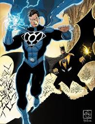 all power rings images Superman and batman wearing power rings all other heroes have jpg