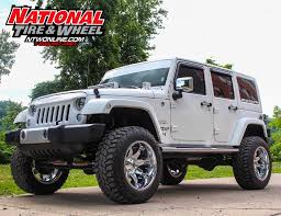 Ntw Install We Equipped This 2014 Jeep Jk With A 2 5in Rough