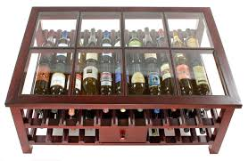 Dining Room Table With Wine Rack Accessories Casual Pictures Of Wine Rack Design Ideas For Your