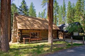 Log House Plans Lake Tahoe Log Cabin Small House Bliss
