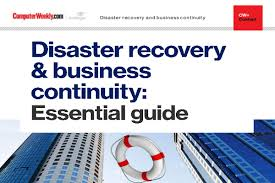 how to write a disaster recovery plan and define disaster recovery