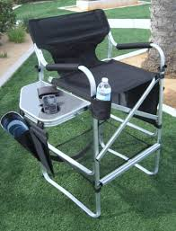 Tall Director Chairs Cheap Folding Chair