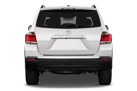 lexus gx470 length 2013 toyota highlander reviews and rating motor trend