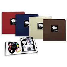 12x12 photo albums pioneer 12x12 earth tone fabric frame scrapbook biscotti beige