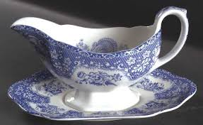 spode festival blue at replacements ltd