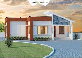 new bhk single floor home plan and kerala design plans trends