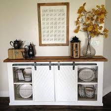 buffet table white white buffet sliding door console project
