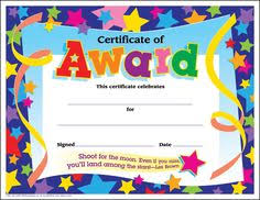 certificate template for kids editable free diploma certificate