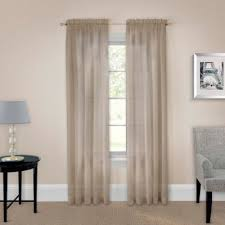 Washing Voile Curtains Buy Cotton Voile Curtains From Bed Bath U0026 Beyond