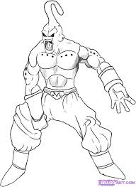 100 ideas dragon ball gt coloring pages to print on