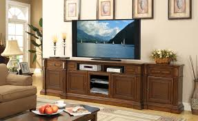 media console with glass doors prepossessing creative media console cabinets for your home
