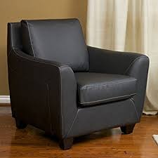 black leather club chair and ottoman chairs rh intended for small leather club chair design 1