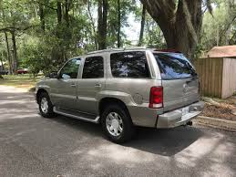 2002 cadillac escalade for sale 2002 cadillac escalade in gainesville fl park place motors llc